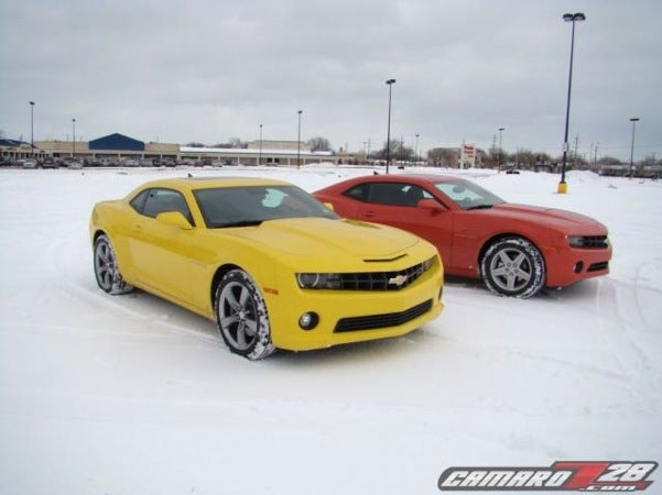 2010 Chevy Camaro, SS: Reviewed