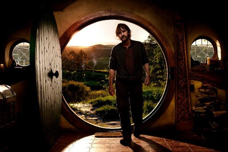 Hobbit Set pics