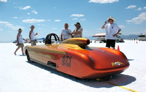 Speed Week at Bonneville is Go!