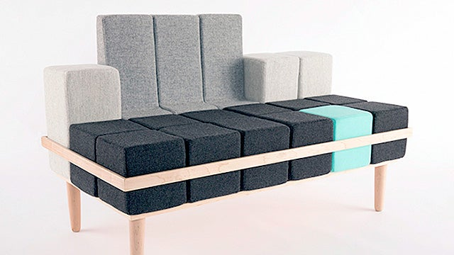 Finally, a Sofa That Puts Your Building Block Skills To Good Use
