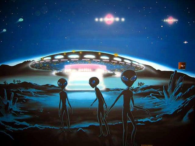 French Village Wants Army to Keep Apocalyptic UFO Weirdos Away