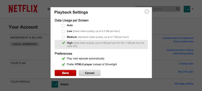 Breaking Bad Is Now Streaming in 4K on Netflix
