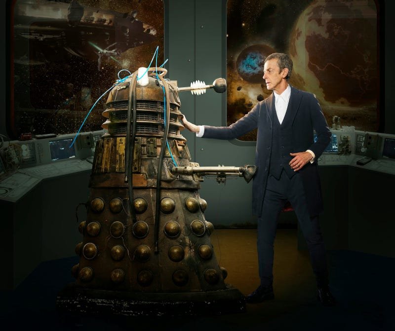 A Fantastic Voyage - The Into the Dalek Megathread