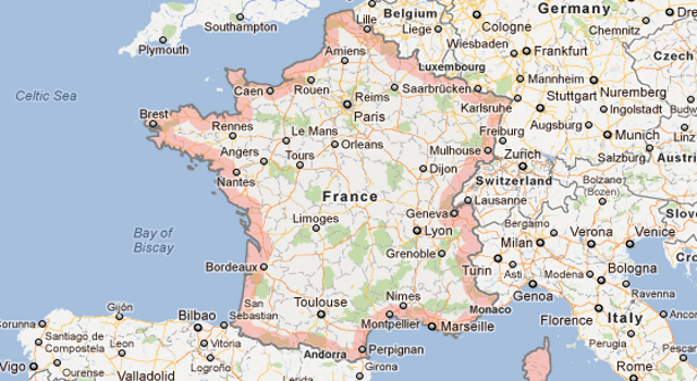 French Court Fines Google For Offering Its Maps For Free