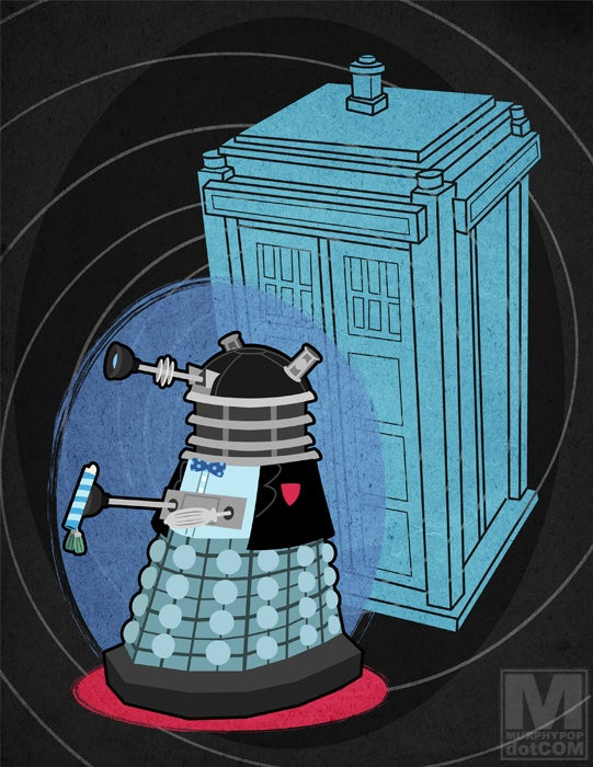 More than meets the eye, Daleks in disguise