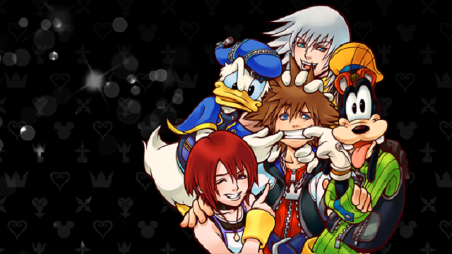 The Kingdom Hearts 'Remix' Is Coming To North America This Fall As A PS3 Exclusive