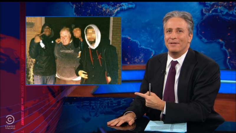Jon Stewart on Rob Ford and Canada's National Crack-Smoking Pastime