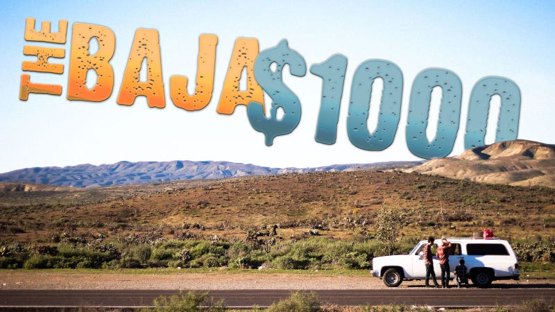 How We Crossed 1,000 Miles Of Mexico For $1,000