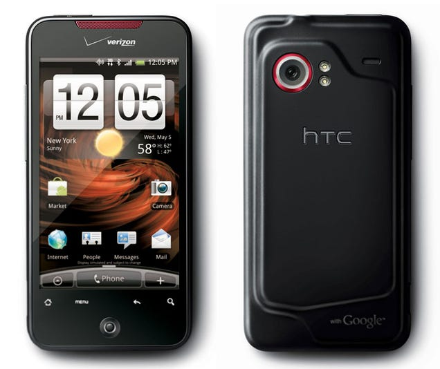 Verizon's HTC Droid Incredible Priced at $200