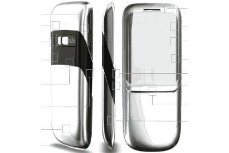 Nokia Erdos Is Carved Out of a Single Piece of Stainless Steel