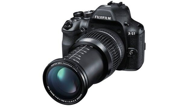 Fujifilm's X-S1 Shoots Far-Off Places