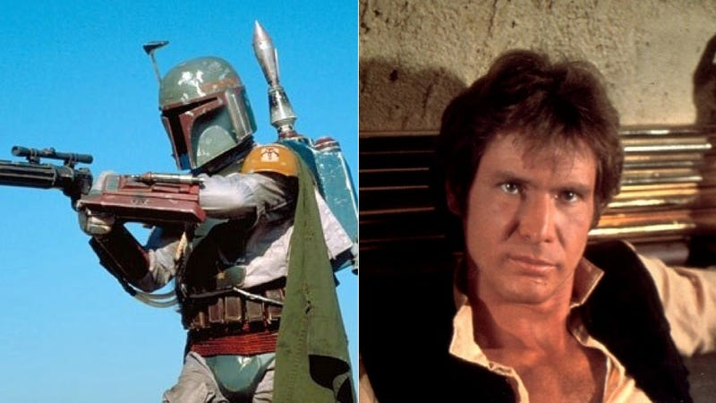 Sounds Like Young Han Solo And Boba Fett Will Get Their Own Star Wars Movies