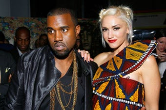 The L.A.M.B. After-Party, Wherein Gwen Stefani's Style Rubs Off On Everyone