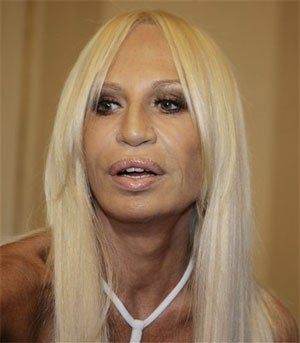 Donatella Versace At The White House Correspondents Dinner: It Promises To Be A Blow Out!