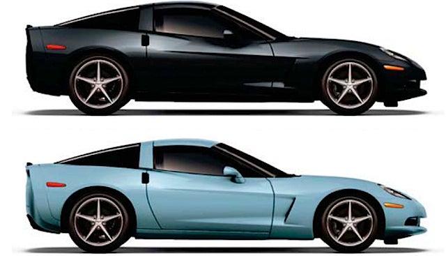 2012 Chevy Corvette: I'm so very Carlisle Blue!