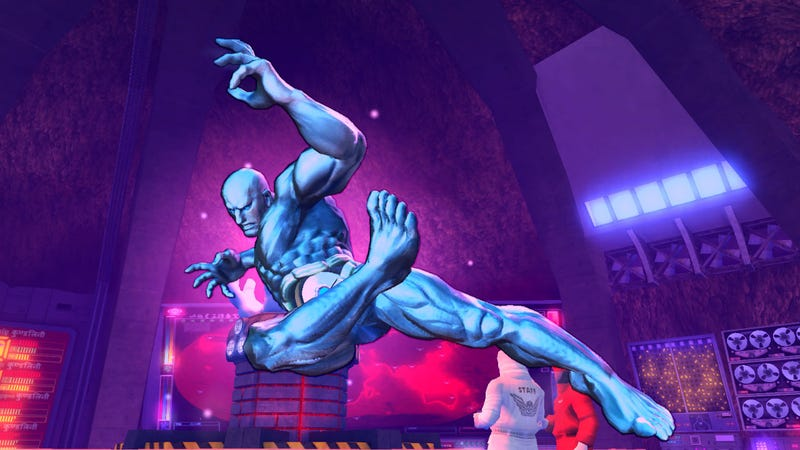 Hands-On With Street Fighter IV: The Final Arcade Version