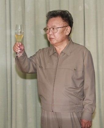 Beloved Leader Kim Jong-Il Is Not a Near-Dead Psychopath