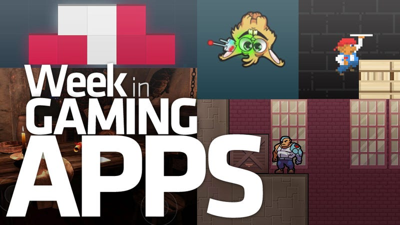 The Week In Gaming Apps As You've Never Seen It! No, Not Naked.