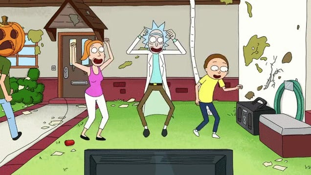 Oo-Wee: Rick And Morty Is Returning Sooner Than Expected