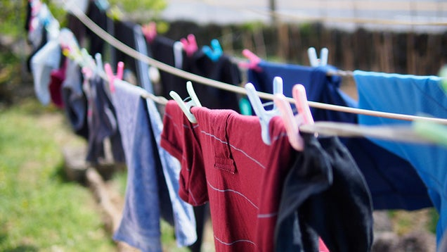 Wash Your Clothes Less Often to Keep Them Lasting Longer