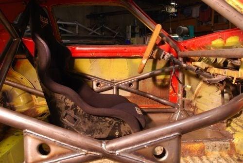 LeMons Madness Level Gets Kicked Up A Few More Notches: V65 Magna-Powered Honda Z600!