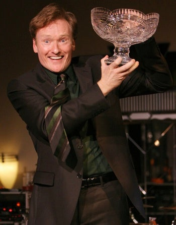 Poor Conan O'Brien Only Gets $32.5 Million for Leaving NBC