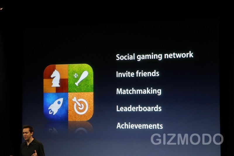 iPhone 4.0's Game Center: Matchmaking, Leaderboards and Achievements