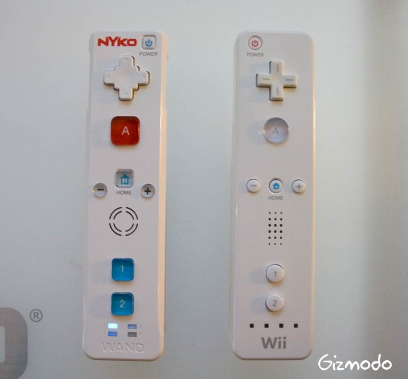 The Nyko Wand May Be Just as Good as the Wiimote, Or Even Better