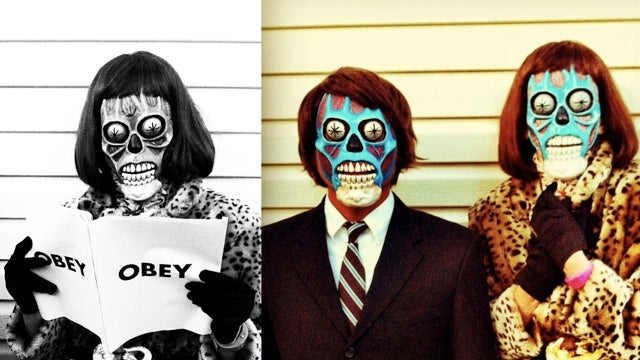 The best They Live costumes we've seen (that don't involve sunglasses or bubble gum)
