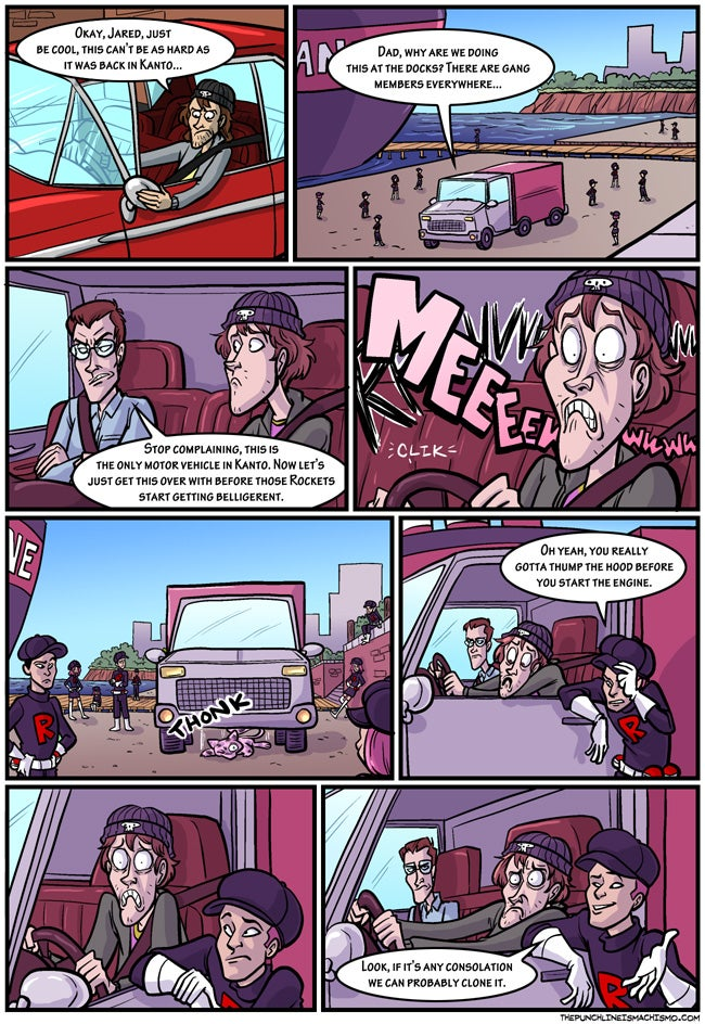 Sunday Comics: If a Tree Falls ...