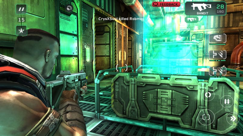 Got a Tegra 3 Device? Join Shadowgun: Deadzone's Public Beta