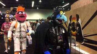 March Of The Imperial StormMuppets Wins Star Wars Celebration Cosplay