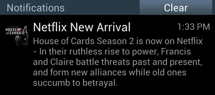 Netflix Is Booty Calling America Right Now With House of Cards
