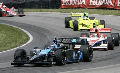IndyCar Series To Drop Cylinders, Add Turbos For 2011