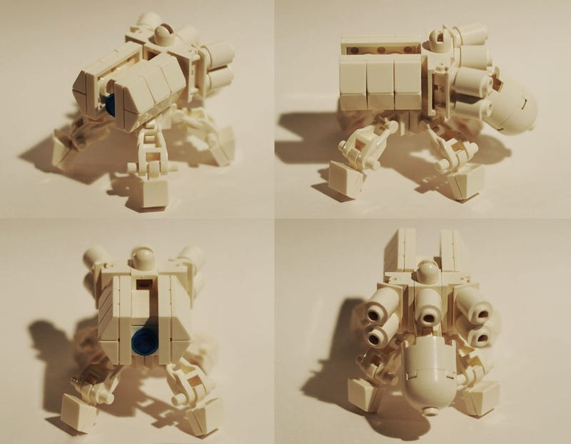 Final Fantasy Creator's LEGO Creations