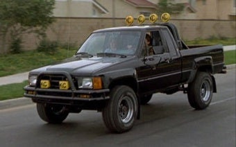 Marty's McFly Ride: Back To The Future Toyota Truck Concept, Driven
