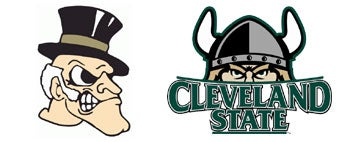 NCAA First Round: (4) Wake Forest vs. (13) Cleveland State