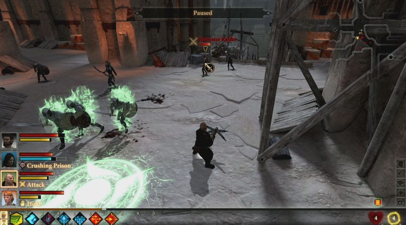 Dragon Age II On PC Doesn't Look THAT Different