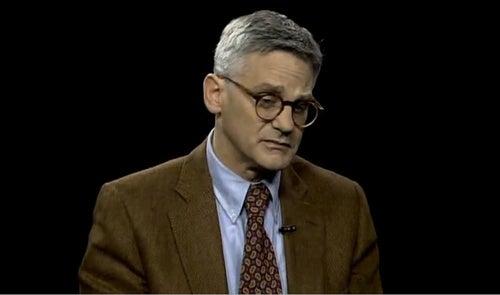 """Former New York Observer Editor Peter Kaplan Tells Charlie Rose He's """"Evangelical"""""""