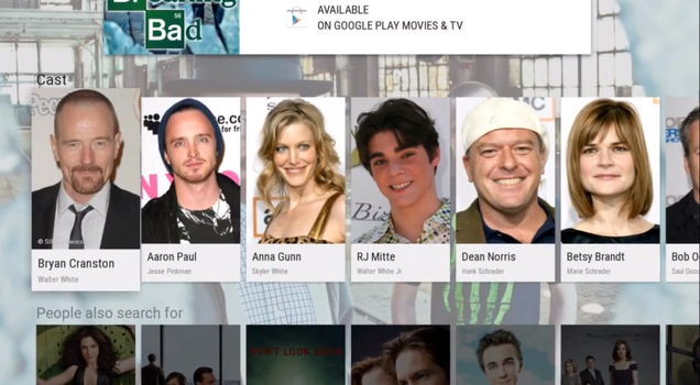 AndroidTV: Google's Bajillionth Attempt to Take Over Your Living Room