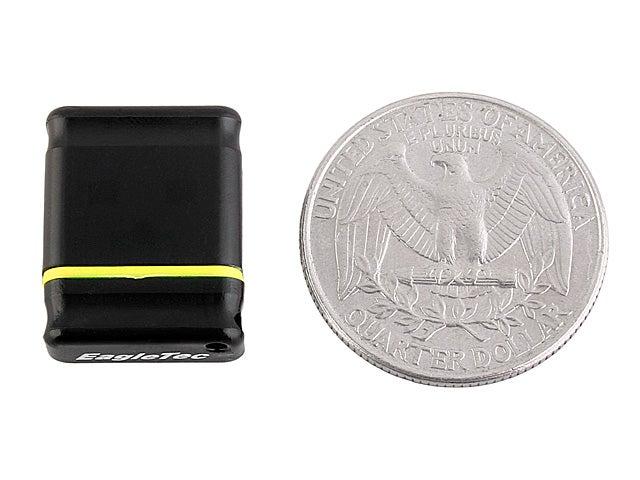 EagleTec Nano 4/8GB Flash Drive is Pri-Tay, Pri-Tay Small