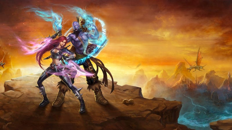The Future of PC Gaming, According To The Lead Creator Of League of Legends