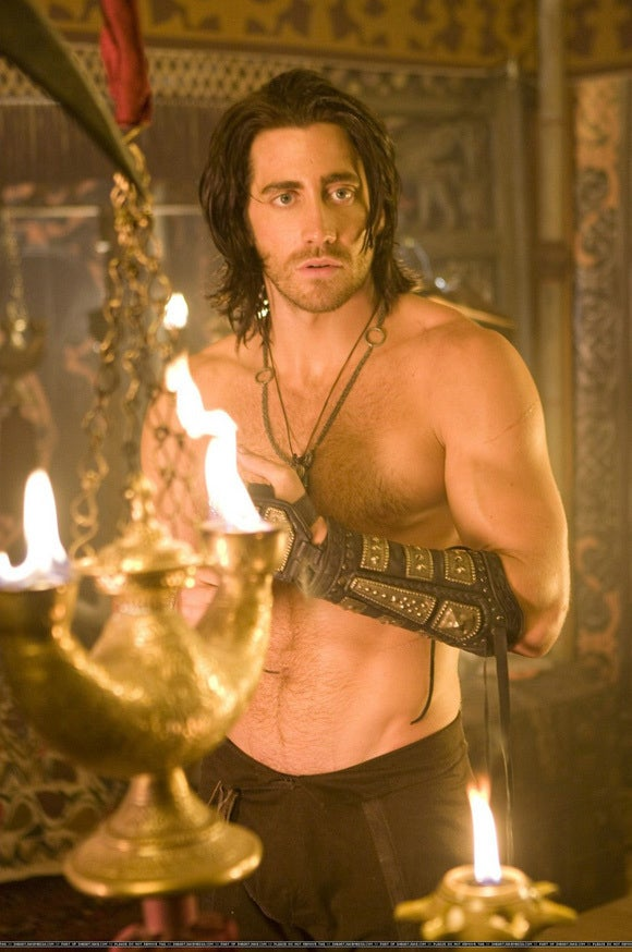 That Prince of Persia Is One Sexy Beast