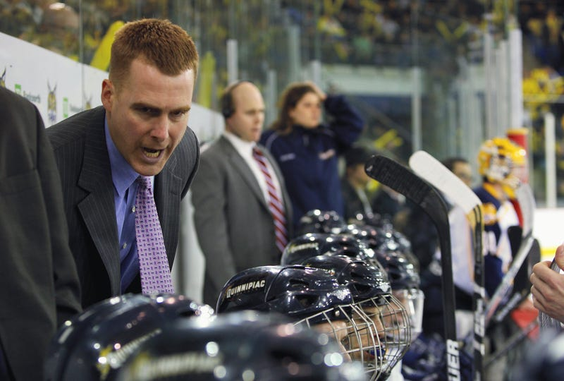 How Quinnipiac Tore Up And Rewrote New Haven's Hockey History