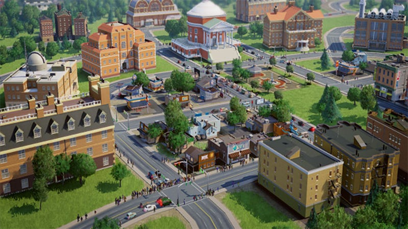 SimCity Returns to the Mac in 2013