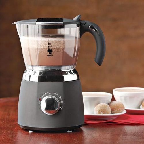 Tell Me This Bialetti Hot Cocoa Maker Doesn't Look Amazing Right Now