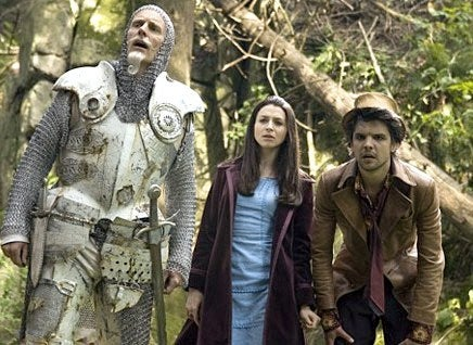 Syfy's Alice Was Saved By A Hatter