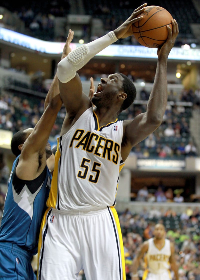"Roy Hibbert Says The Pacers Are The NBA's ""Best-Kept Secret"""