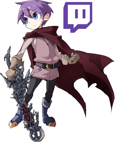 Twitch To Play Monster Girl Quest