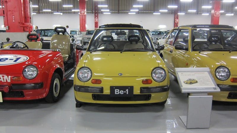 Take A Rare Tour Of Nissan's Private Heritage Museum